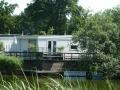 Chalet C109F huren, camping de Holle Poarte in Makkum, IJsselmeer, Friesland
