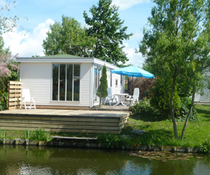 Chalets in Friesland