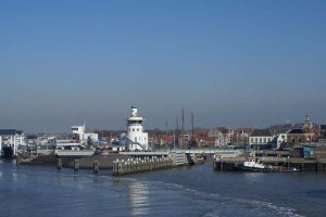 Harlingen_haven-ingang